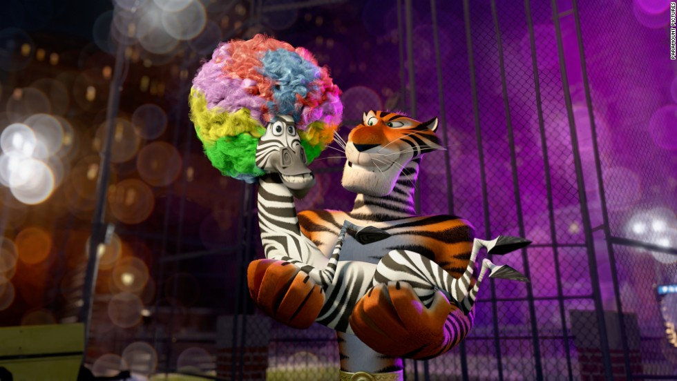 "Cranston voices Vitaly the Tiger in 2012's ""Madagascar 3: Europe's Most Wanted."""