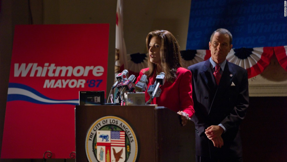 "In 2012's ""Rock of Ages,"" Cranston plays a candidate for mayor. Catherine Zeta-Jones co-stars."