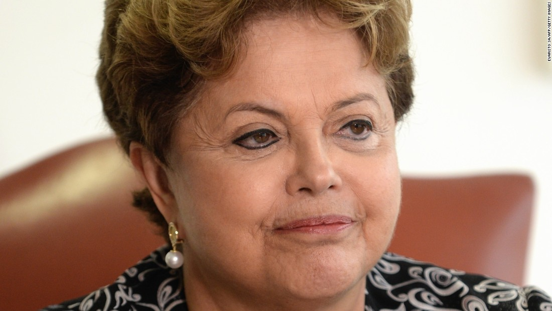 Dilma Rousseff Fast Facts