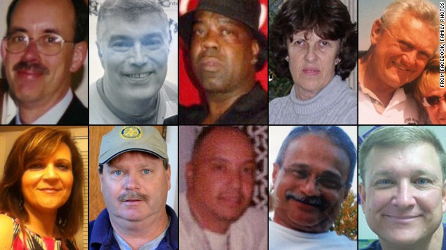 Remembering the Navy Yard victims