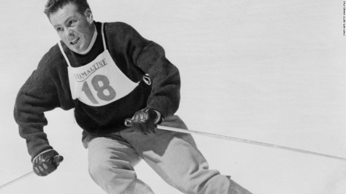 Jean Vuarnet died on January 2, but his skiing legacy lives on.