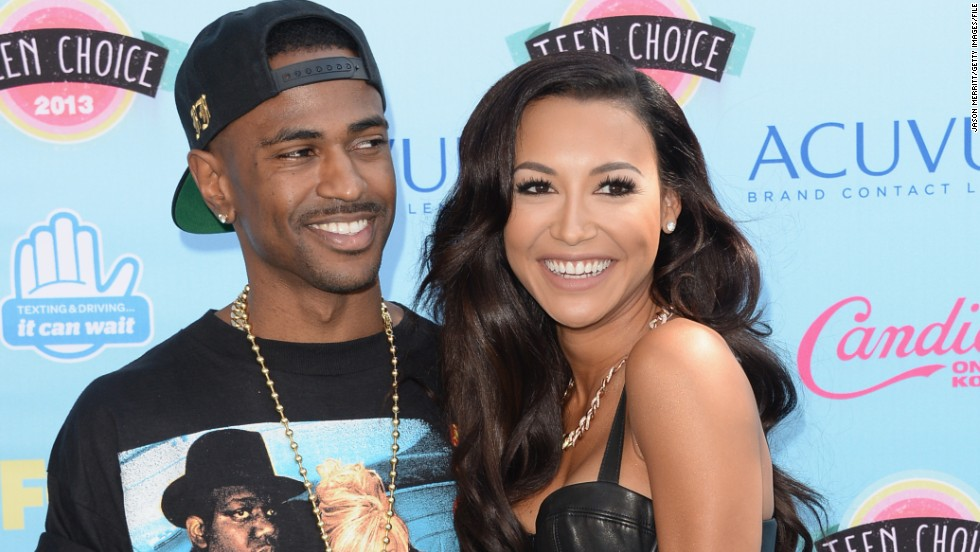 "Rapper Big Sean and ""Glee"" actress Naya Rivera called off their engagement in April 2013, six months after announcing their plans to wed. Rivera moved on from Big Sean to marry Ryan Dorsey."