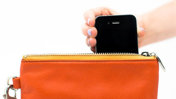 """Charge your phone just by dropping it into the pocket of an <a href=""""http://www.brit.co/everpurse-charges-your-iphone-all-day-long/"""" target=""""_blank"""" target=""""_blank"""">Everpurse</a>."""