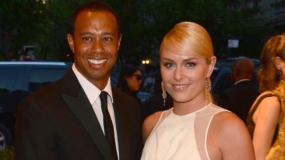 Vonn's return to competitive skiing came under heightened scrutiny because of her relationship with golfer Tiger Woods.
