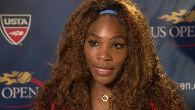 Serena Williams' toughest challenge