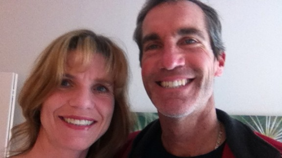 Jim Garner was diagnosed with early-onset Alzheimer's at the age of 48. His wife, Karen, is his primary caregiver.