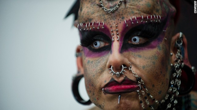 Body modification -- or mutilation?