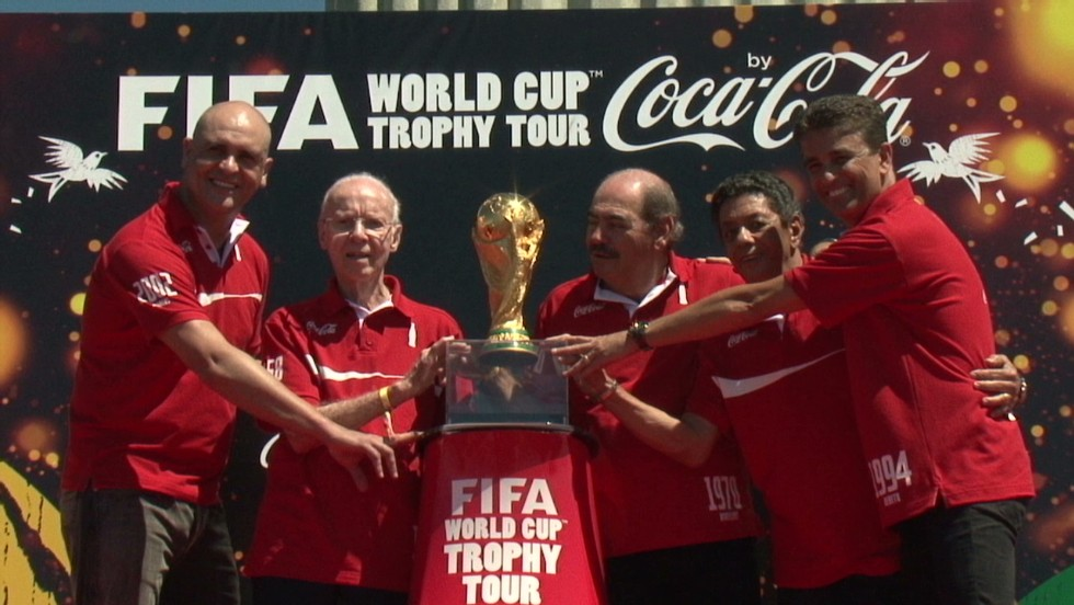 The business behind the World Cup