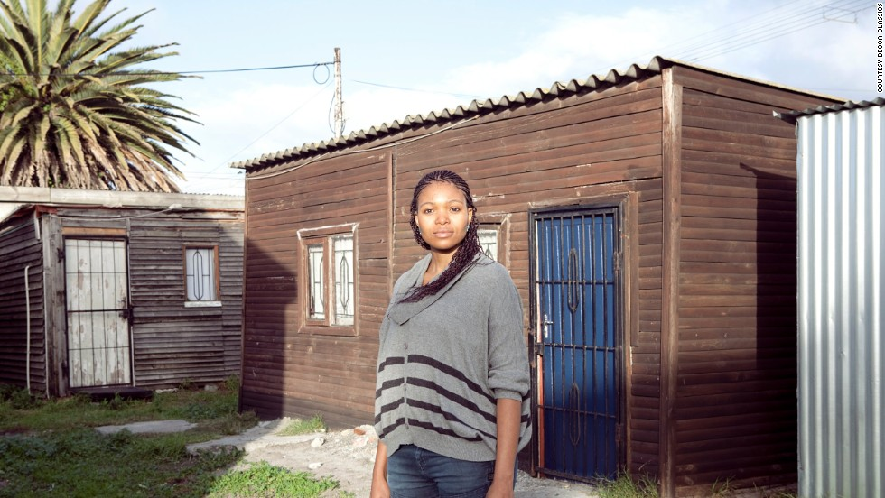 Matshikiza grew up in the townships of Cape Town during the Apartheid era.