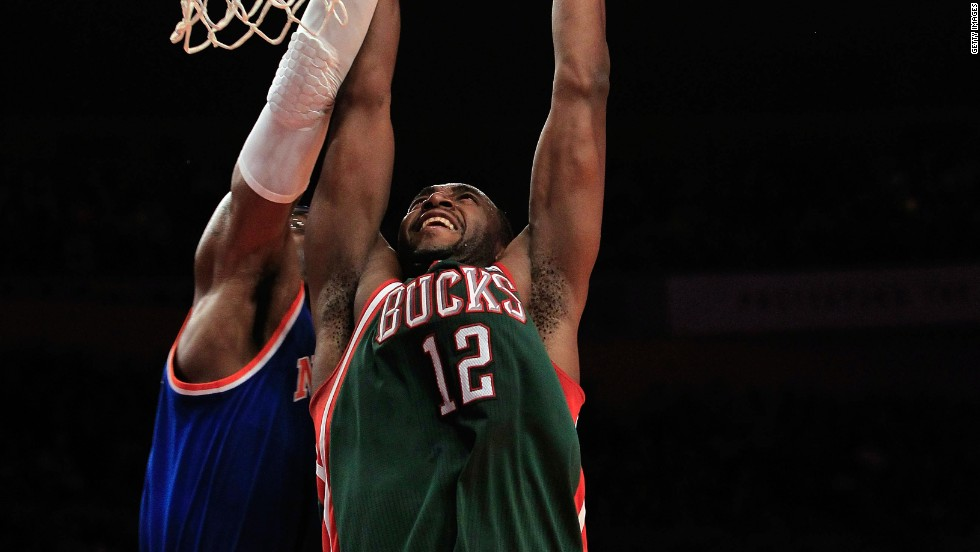 Cameroonian Luc Mbah a Moute entered the NBA Draft in 2008, where he was selected by the Milwaulkee Bucks. He has been with the Philadelphia 76ers since August 2014.