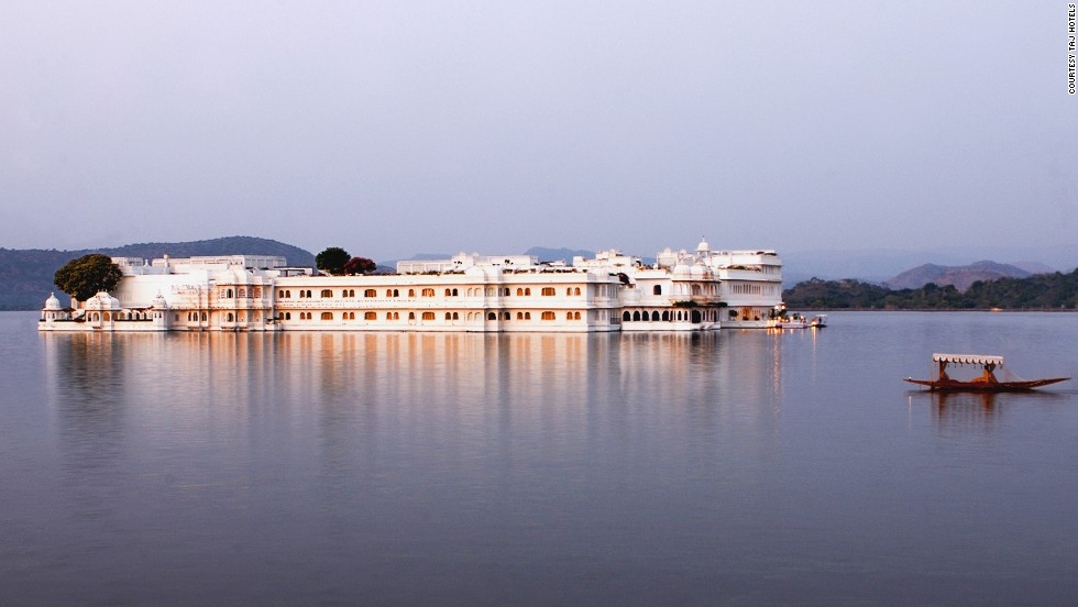 This Indian hotel doubles as Octopussy's lair in the film of the same name, with the dining room, terrace and hotel barge appearing in various scenes. The hotel's lily pond is also featured in the film, when Bond girl Octopussy is shown enjoying a naked swim.