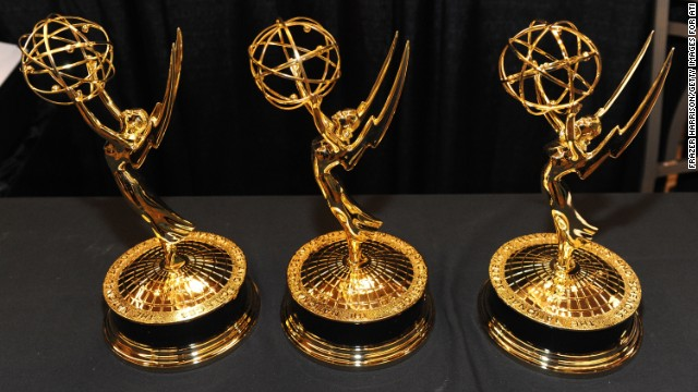 And the 2014 Emmy nominations are ...