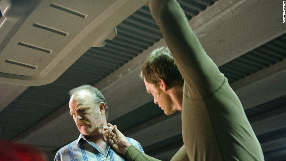 Clint McKay was the abusive father of Hannah McKay, a serial killer in her own right that Dexter falls in love with.  Dexter kills Clint, not in line with his code, but because of how he treated Hannah.
