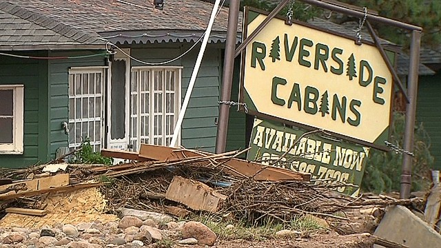 Colorado floods could keep tourists away