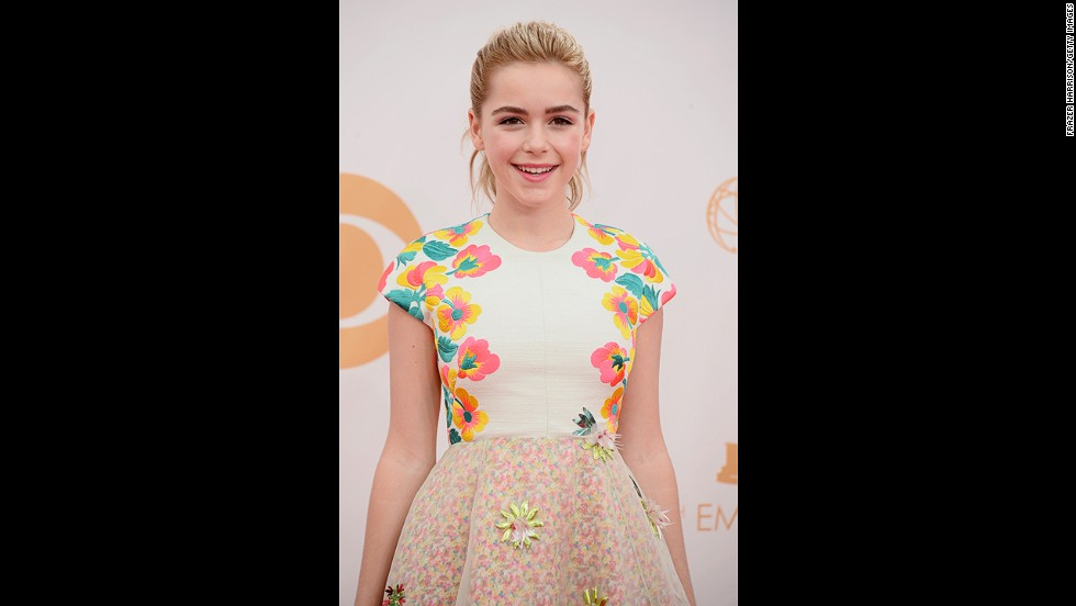 "Kiernan Shipka of ""Mad Men"""