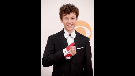 """""""Modern Family"""" child star Nolan Gould is just 15, and as of 2012 had already graduated high school. The young member of Mensa has stated his IQ is 150."""