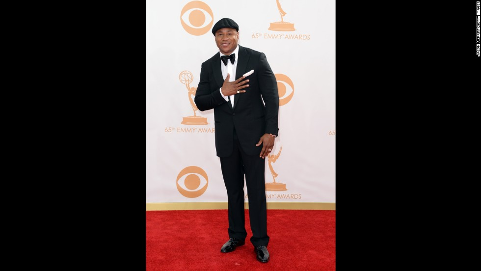 """NCIS: Los Angeles"" star and Emmy presenter LL Cool J"