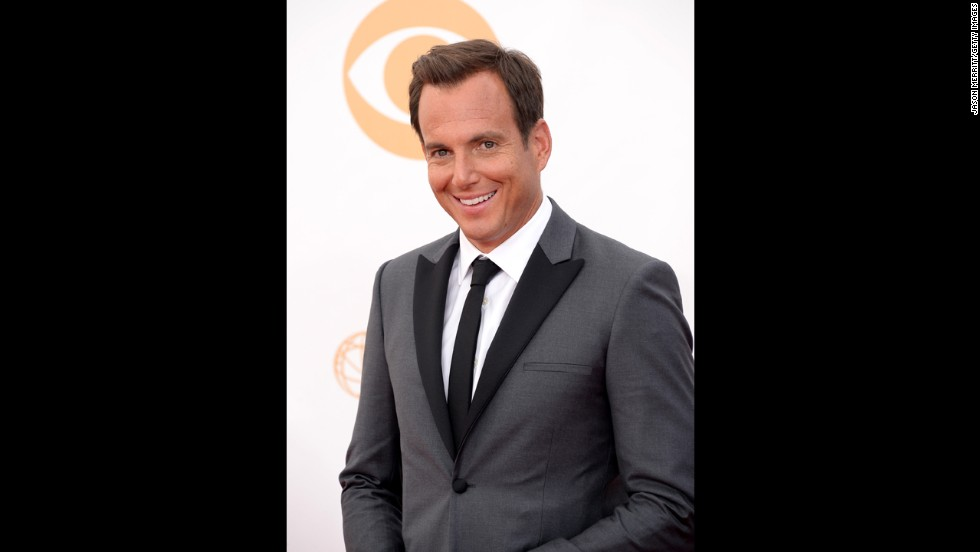 """Arrested Development"" star Will Arnett was also an Emmy presenter."