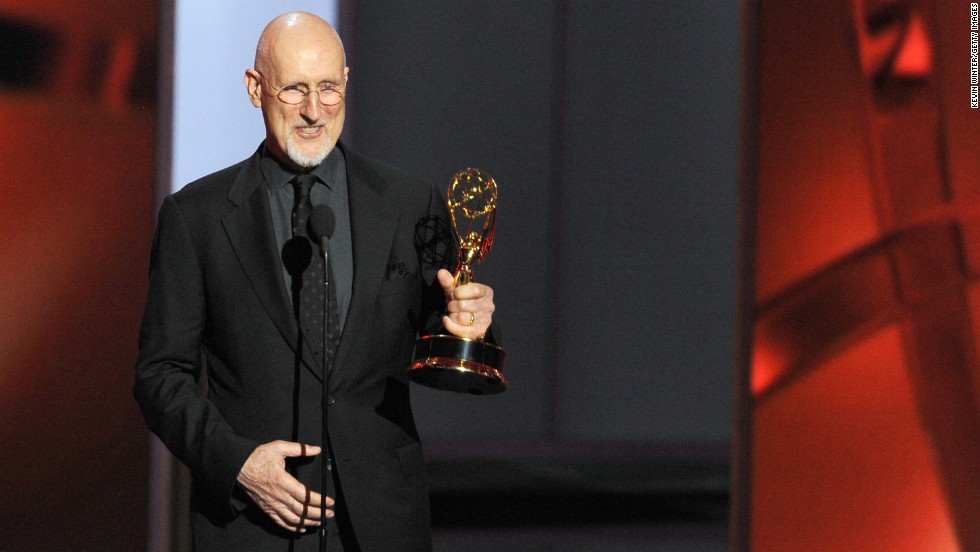 "Outstanding supporting actor in a miniseries or movie: James Cromwell, ""American Horror Story: Asylum"""