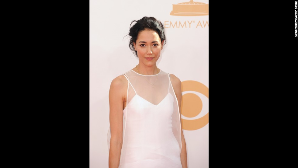 """House of Cards"" actress Sandrine Holt will next be seen in the new fall show ""Hostages."""