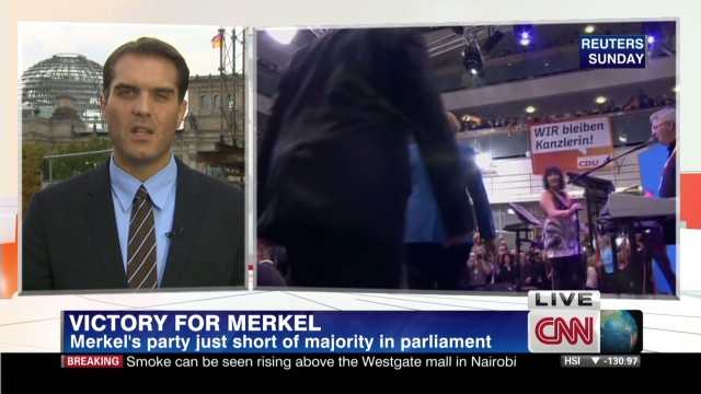 Victory for Merkel, but what's next?