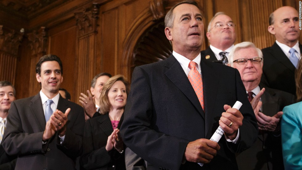 <strong>Speaker John Boehner, R-Ohio</strong> -- The coach. He'll make the key play call.  The top Republican leader in the land may be the most important player in the days immediately before a possible shutdown.  Boehner could decide whether to push through the Senate's version of a spending bill and keep government running, or he could float a third version with some other Republican wish list items in it. If he takes the second option, Boehner could risk a shutdown but could also force the Senate into a tough position: give House Republicans something or send federal workers home. Timing on all this will be critical.