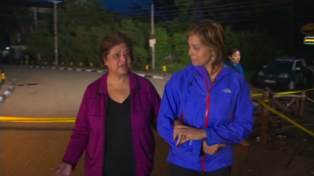 CNN anchor's aunt survives Nairobi attack