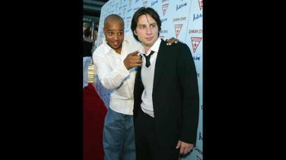 "You just thought that ""Scrubs"" characters Turk and J.D.'s ""Guy Love"" was only on-screen. It turns out that Donald Faison and Zach Braff are besties in real life, singing Christmas carols, one hosting the other's wedding at their home, the whole bit. So of course they had to reunite on Faison's TV Land show."