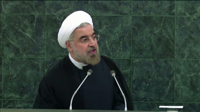 Rouhani: Nukes contradict our convictions