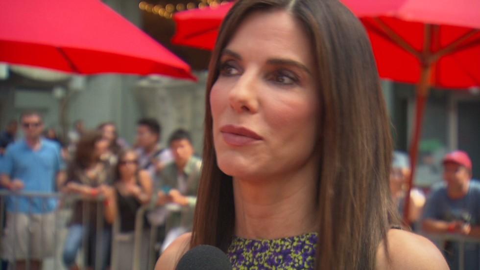 Sandra Bullock On Paparazzi Bill Cnn Video
