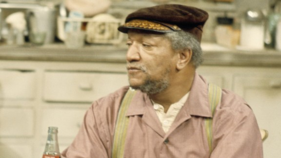 """Long before Redd Foxx was known as the elder Sanford on the '70s comedy """"Sanford and Son,"""" he was making audiences cackle with his bawdy sense of humor in stand-up routines. These sets were recorded as lucrative """"party records,"""" and helped pave the way for the boom in comedy albums to come."""