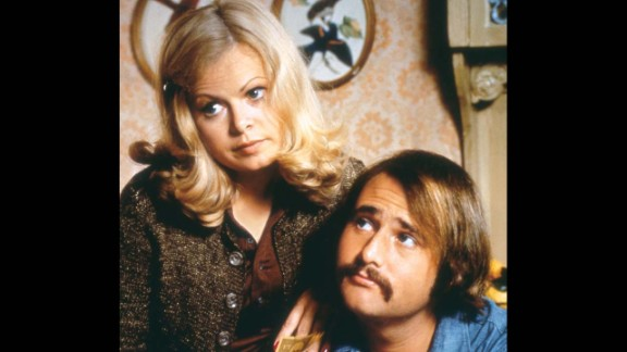 """On the 1970s sitcom """"All in the Family,"""" couple Gloria and Mike, played by Sally Struthers and Rob Reiner, were forced by finances to live with Gloria's parents, Archie and Edith Bunker. Archie and Mike often clashed over political differences."""