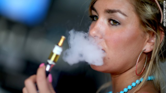 Rise of the e-cigarette