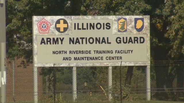 Can the National Guard help in Chicago?