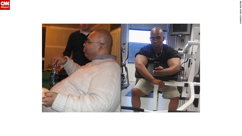 Keith Trotter lost 158 pounds in three years using the same principles that worked for him in business: Research, testing and documenting his results.