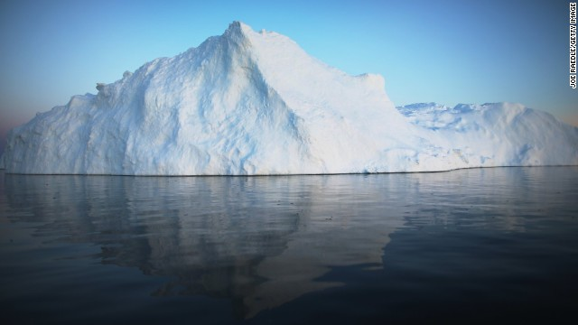 An iceberg that broke off from the Jakobshavn Glacier floats through the water on July 21, 2013 in Ilulissat, Greenland. As the sea levels around the globe rise, researchers affilitated with the National Science Foundation and other organizations are studying the phenomena of the melting glaciers and its long-term ramifications. The warmer temperatures that have had an effect on the glaciers in Greenland also have altered the ways in which the local populace farm, fish, hunt and even travel across land. In recent years, sea level rise in places such as Miami Beach has led to increased street flooding and prompted leaders such as New York City Mayor Michael Bloomberg to propose a $19.5 billion plan to boost the citys capacity to withstand future extreme weather events by, among other things, devising mechanisms to withstand flooding.