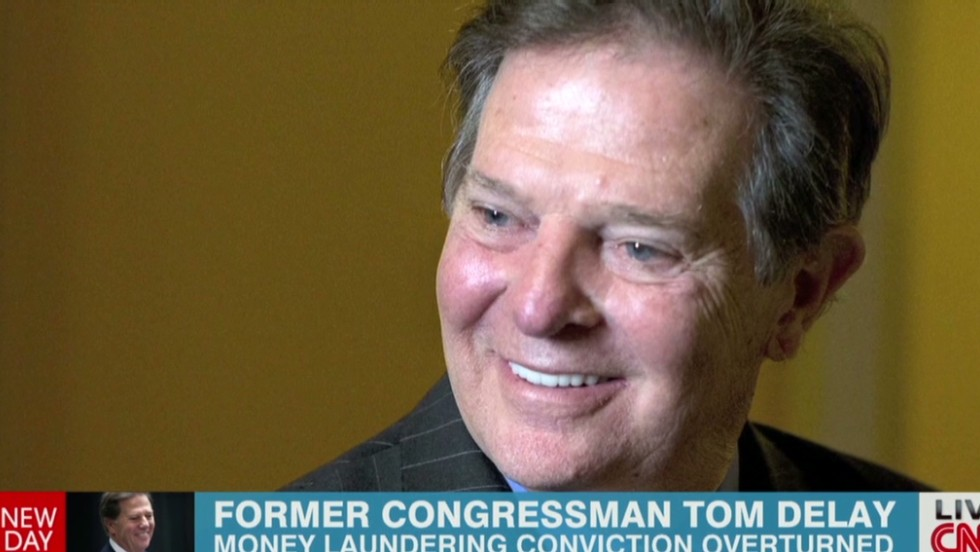 Tom DeLay Fast Facts
