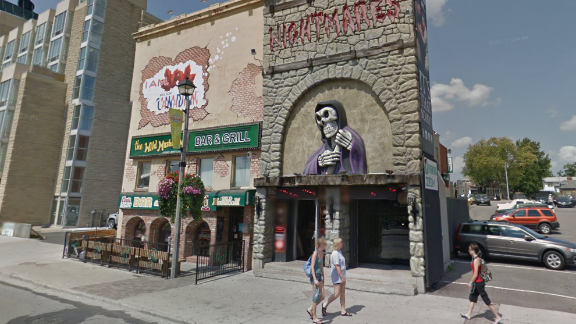 Nightmares Fear Factory is just blocks away from the big splashy of Niagara Falls.