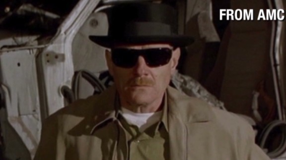 """In """"Breaking Bad"""", the Walter White character used the f-word sparingly."""