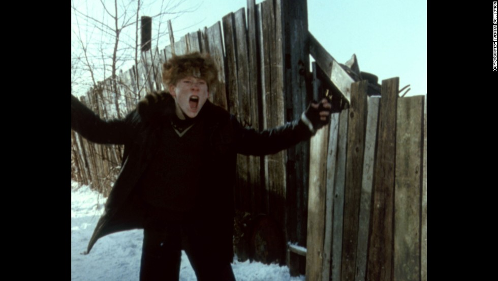 "In the holiday classic ""A Christmas Story,"" Zack Ward plays Scut Farkus, who's always gunning for a fight."