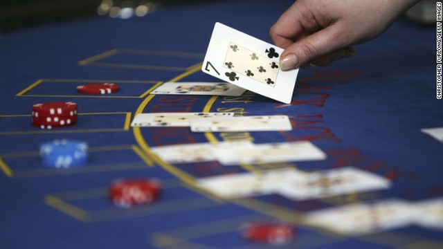 "The ""king of the gamblers"", Archie Karas, allegedly marked cards during a blackjack game in San Diego in July."