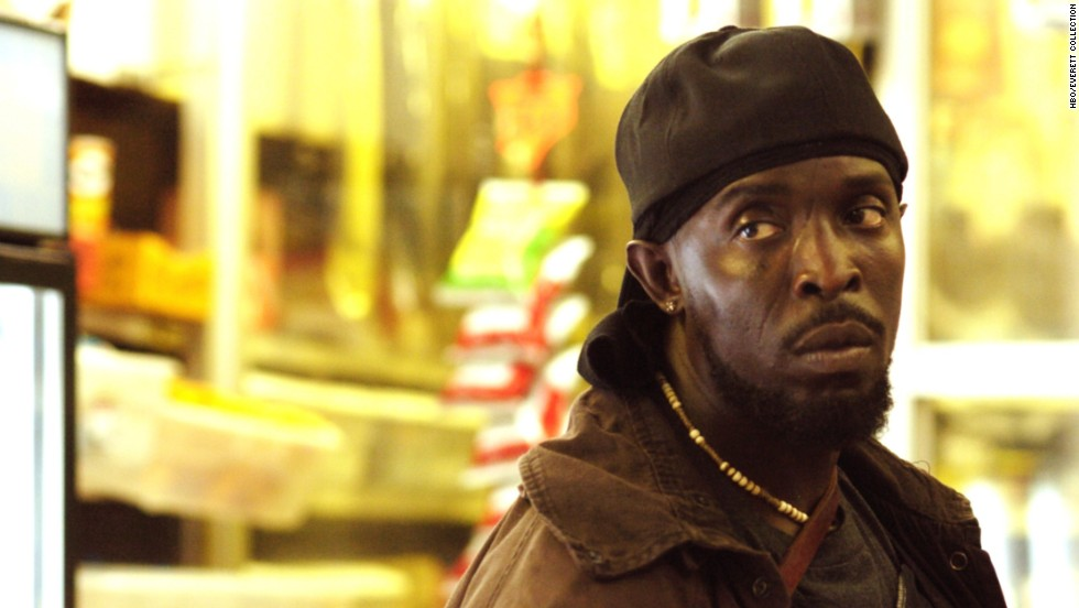 "Michael K. Williams played Omar Little, who was a bit of a Robin Hood on the critically acclaimed series ""The Wire."" His death in season 5 was more shocking for the manner in which it happened than that it happened in the first place."