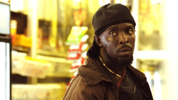 THE WIRE, Michael K. Williams, (Season 5), 2002-08. photo: Nicole Rivelli / © HBO / Courtesy: Everett Collection