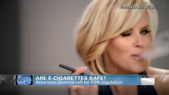 Are e-cigarettes safe?