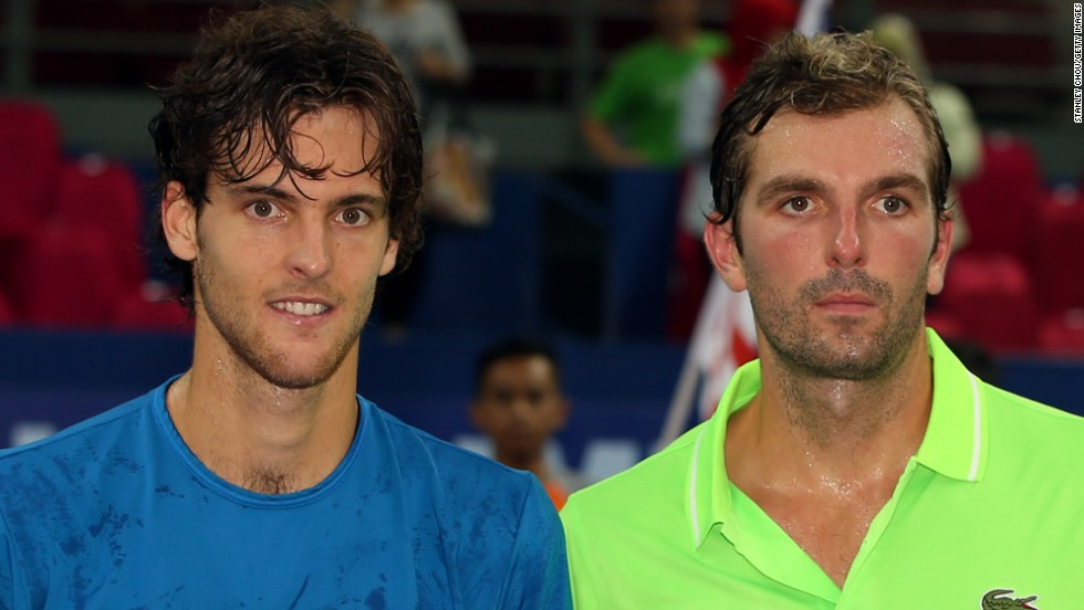 He said his most painful loss in a final came against Joao Sousa in Kuala Lumpur in 2013 when he held a match point.