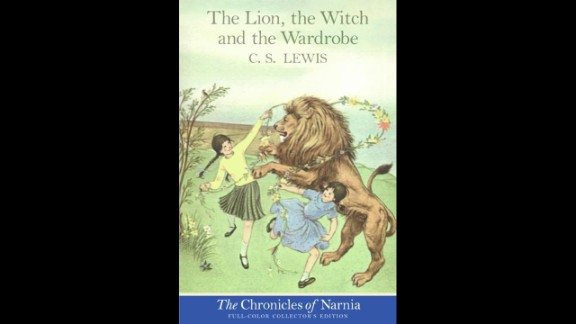 """The Chronicles of Narnia,"" a series of novels by C.S. Lewis, are set in a magical realm of nobility and talking animals where a battle between good and evil unfolds over seven books."