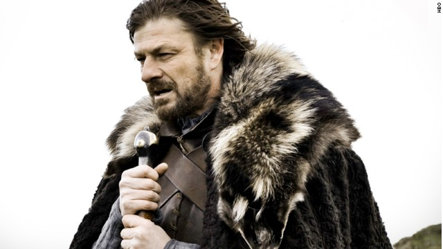 "Sean Bean played Eddard 'Ned' Stark on ""Game of Thrones."""
