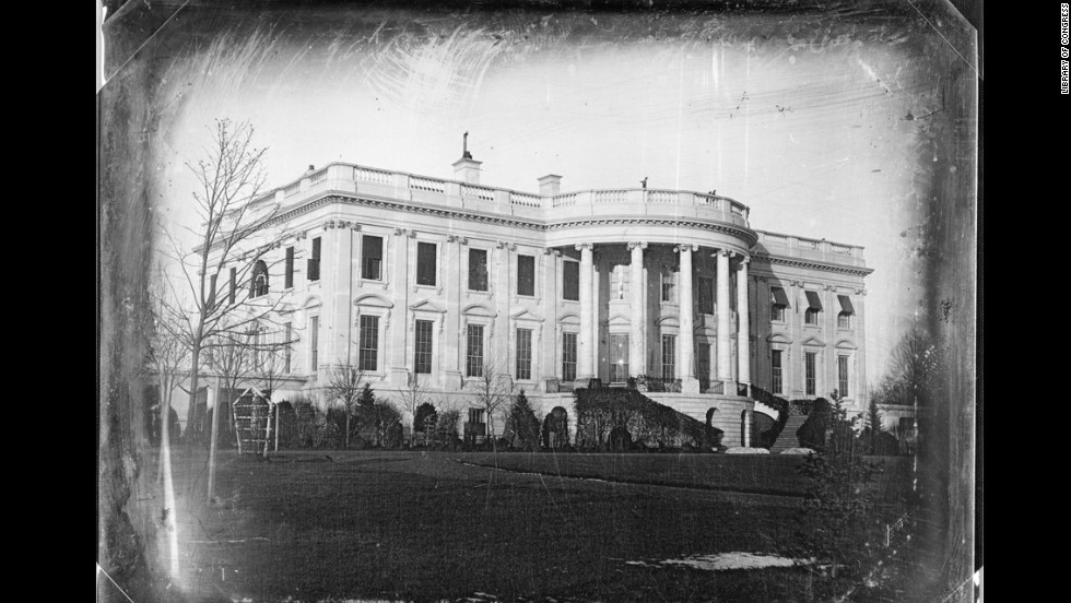 "The White House: Built in 1800, the Federalist-style neoclassical residence of the U.S. president is said to be <a href=""http://www.history.com/topics/ghosts-in-the-white-house "" target=""_blank"">haunted by the spirits of Presidents</a> Abraham Lincoln, Andrew Jackson, Thomas Jefferson and William Henry Harrison. Dolly Madison might also haunt the Rose Garden."
