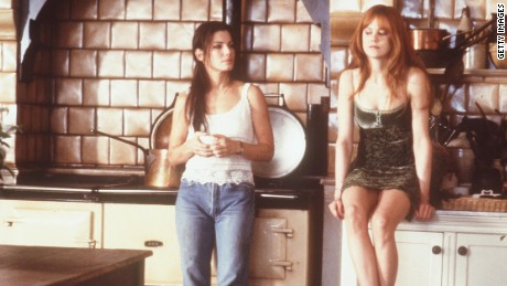 "Sandra Bullock and Nicole Kidman as the Owens sisters in ""Practical Magic."""