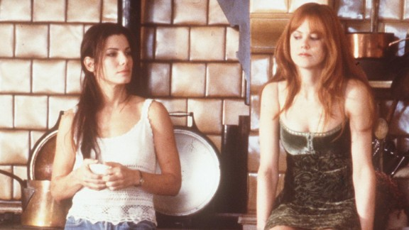 """""""Practical Magic"""" : Sandra Bullock and Nichole Kidman star in this romantic comedy based on the Alice Hoffman novel of the same name. (Netflix)"""